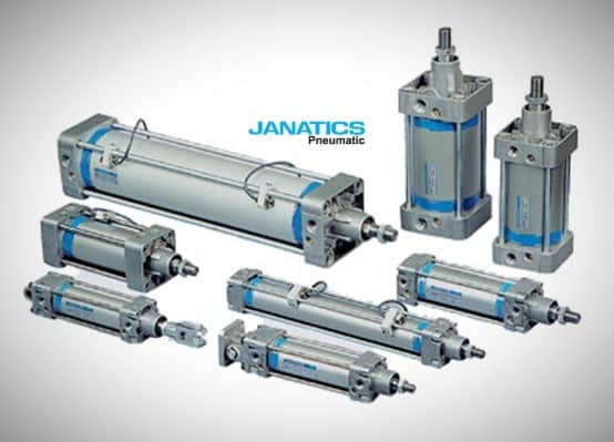 Janatics Air Cylinder