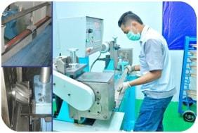 Milling Process, MCC Flat Top Workshop