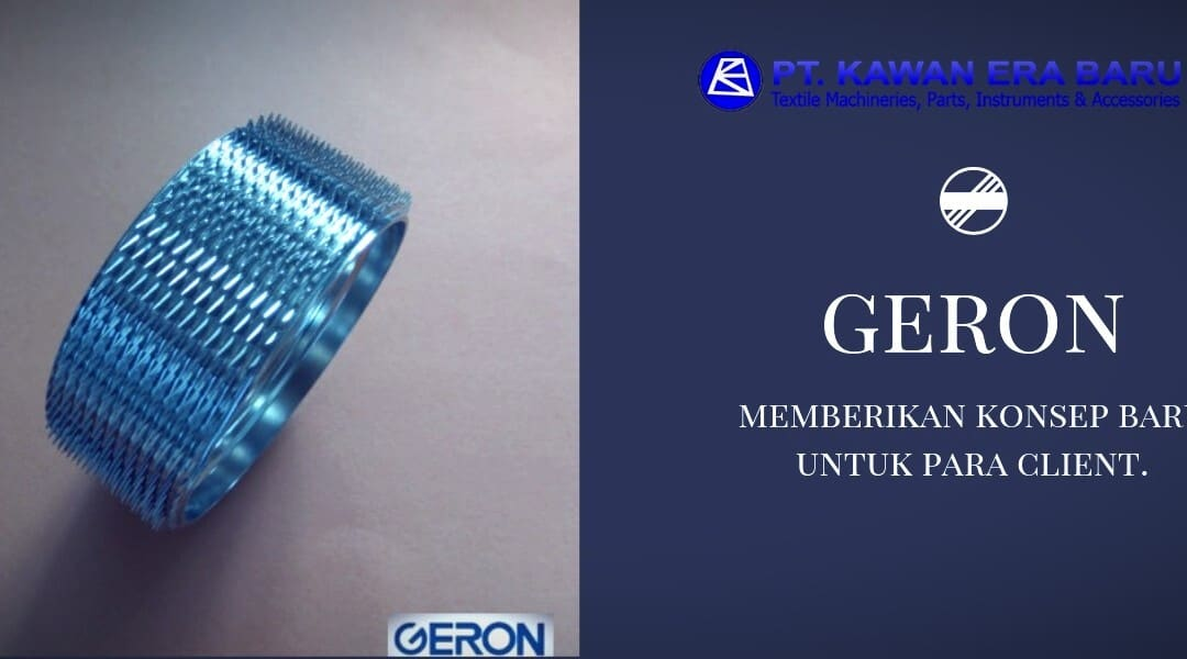 GERON Card Clothing Berikan Konsep Baru Untuk Client
