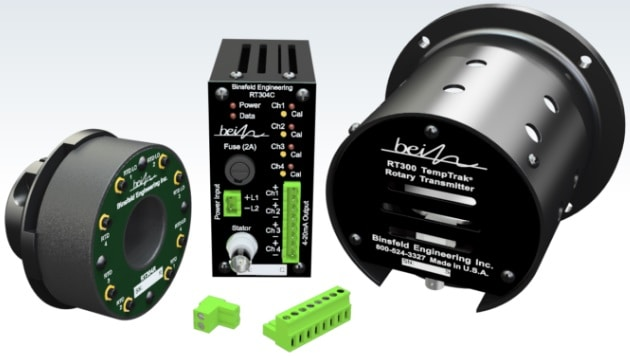 Rotary Temperature Transmitter