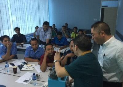 Diskusi Training